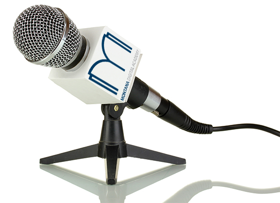 MTDA Microphone Graphic 600 Wide