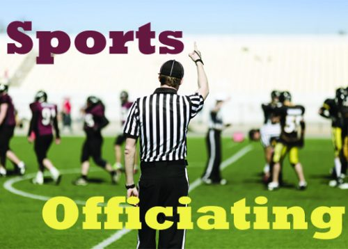 Sports Officiating