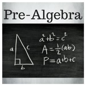 Pre-Algebra A & B