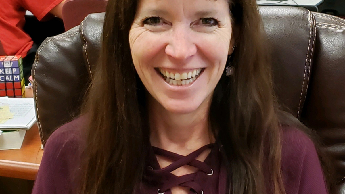 Gianforte Recognizes Buffy Smith of Helena With Spirit of Montana Commendation
