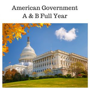 American Government Full Year A & B
