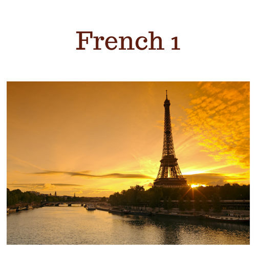 French-1