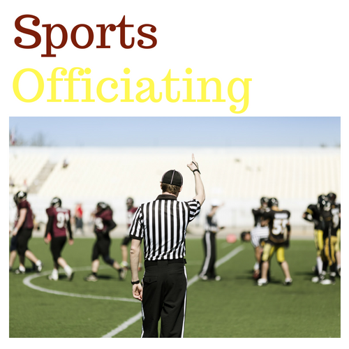 Sports-Officiating